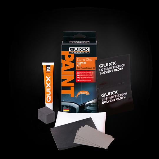 Paint Stone Chip Repair Kit